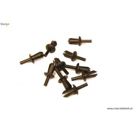 Zestaw naprawczy fartucha fotela ISRI 6860 NTS kołki do fartucha