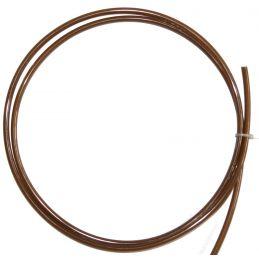 Przewód powietrzny brązowy 4,3 mm do fotela pneumatycznego