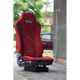 Fotel kierowcy i pasażera  IVECO