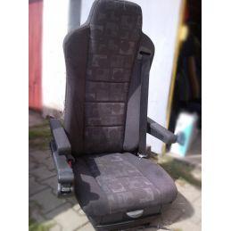 Fotel ISRI pneumatyczny kierowcy MERCEDES ACTROS MP2 MP3