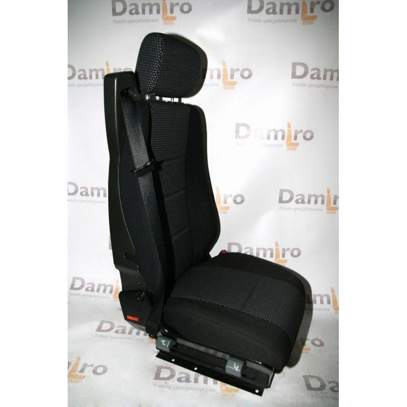 Fotel / siedzenie pasażera MERCEDES ACTROS