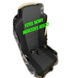 Fotel ISRI statyczny Mercedes Atego