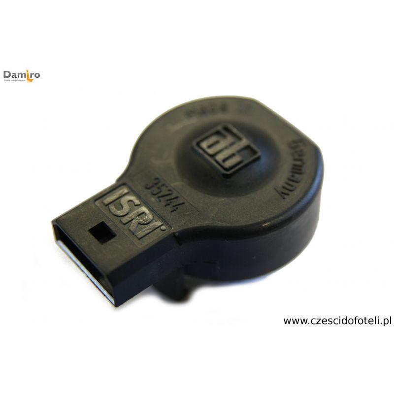 Potencjometr fotela ISRI 7800