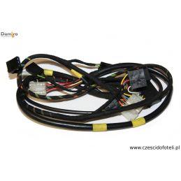 Wiązka - instalacja elektryczna / przewody fotela ISRI SCANIA 4