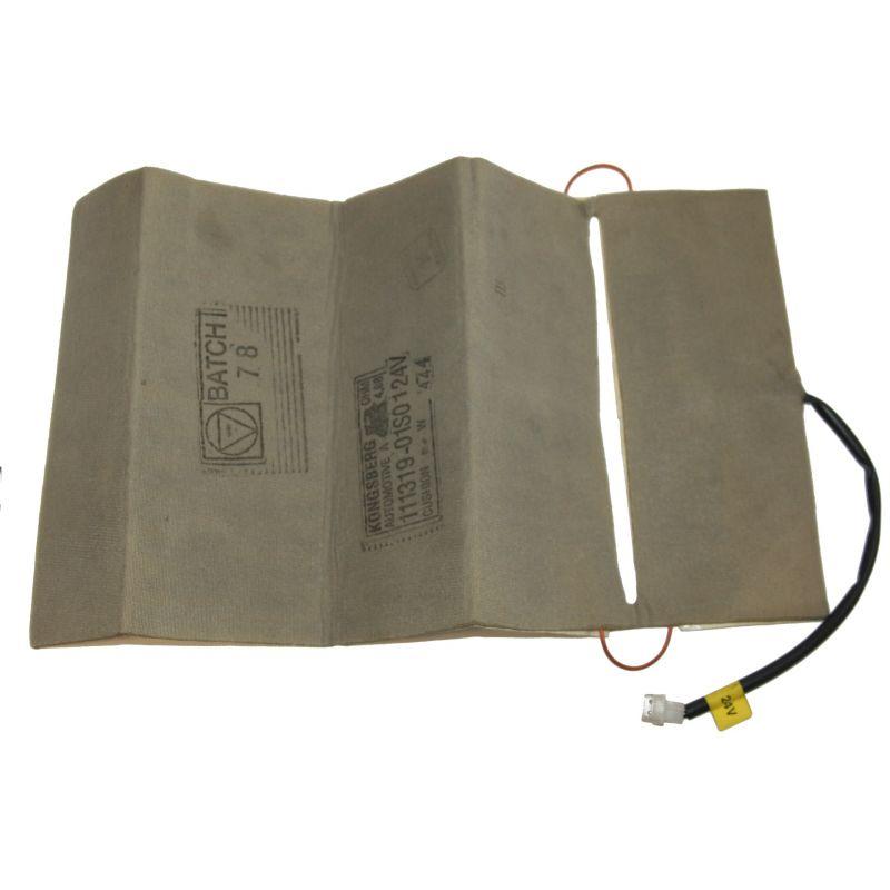 Mata grzewcza oparcia ISRI 6000/6500 24V