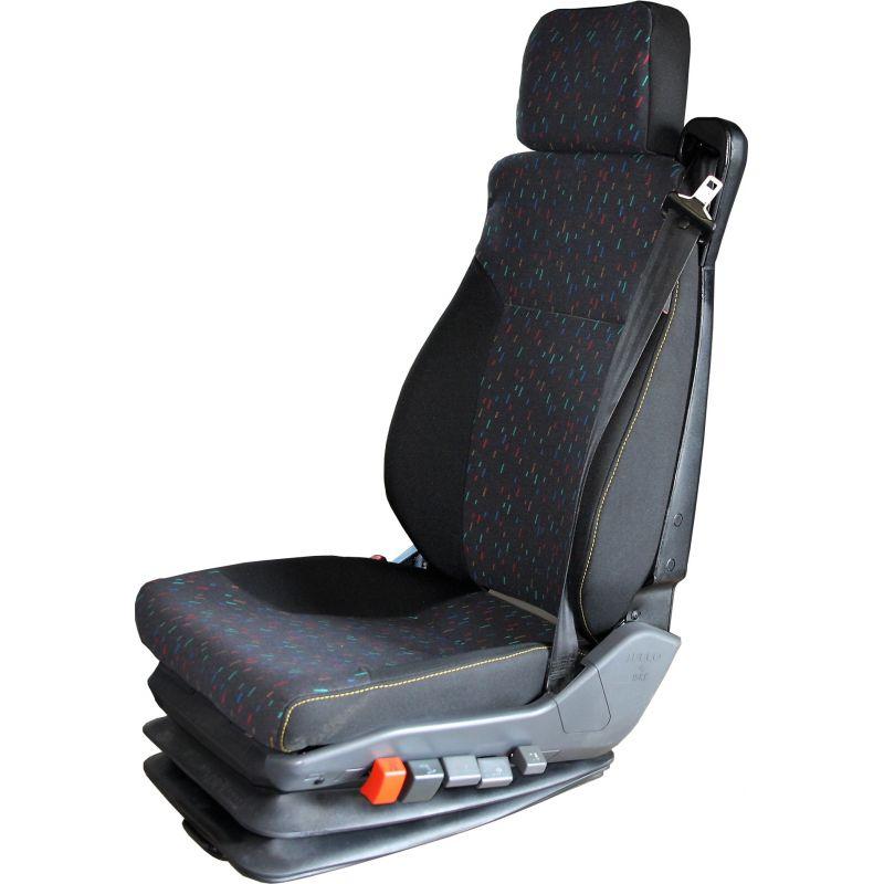 Fotel pneumatyczny kierowcy IVECO Trakker EuroCargo Eurotech Eurostar