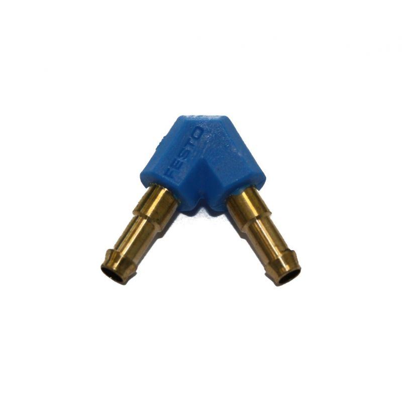 Złączka przewodu V 4mm przewód pneumatyczny złącze