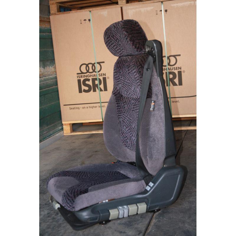Fotel pneumatyczny kierowcy SCANIA 4