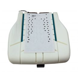 Siedzisko - gąbka i podstawa metalowa z językiem fotel ISRI 6860 NTS