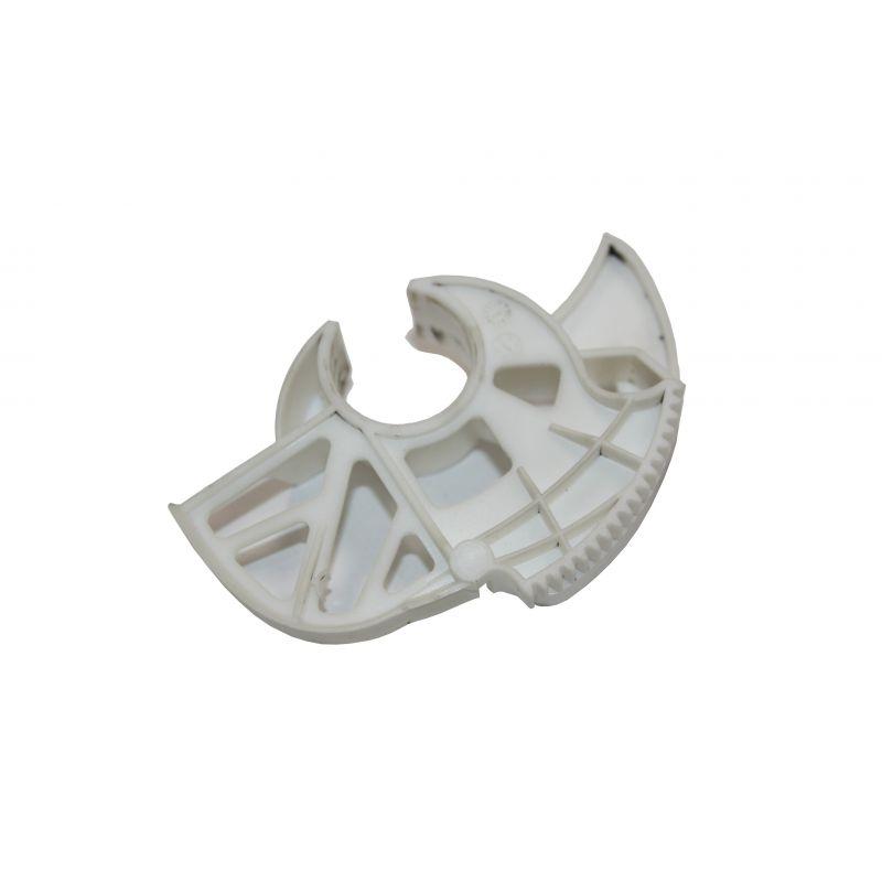 bieżnia zaworu biały plastik grammer