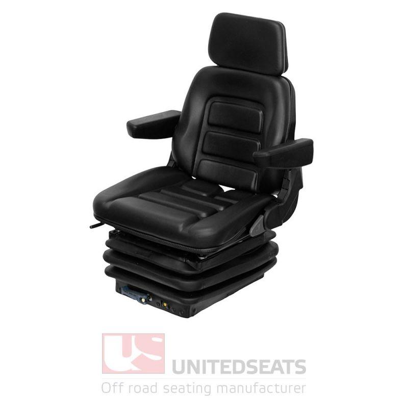 Fotel UNITEDSEATS CS85/H90 pvc