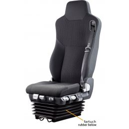 Fartuch fotela ISRI rubber below seat ISRI