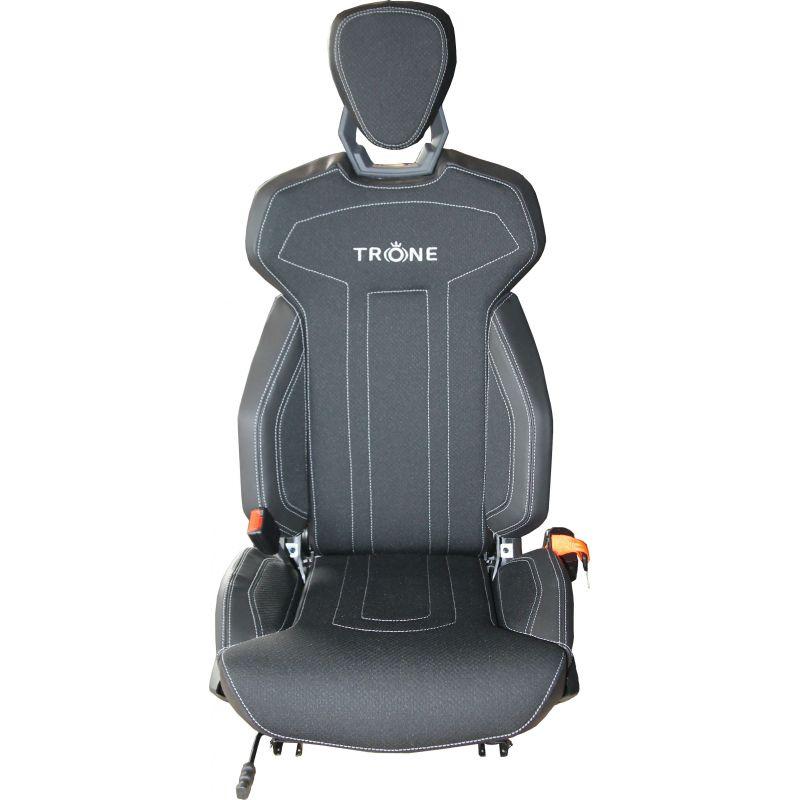 Fotel statyczny z szynami TRÔNE HB S5